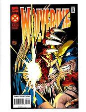 "Marvel Comics Wolverine Vol. 2 #89 ""The Mask of Ogun"" NM"