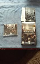 •Medal of Honor: Allied Assault (PC, 2002)  box and docs vintage