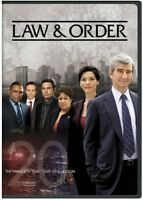 Law & Order: The Twentieth Year [New DVD] Boxed Set, Snap Case