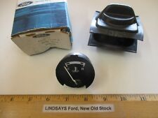"FORD 1981/1989 600/900 TRUCK TEMP. ""GAUGE"" INSTR. CLUSTER, W/CITY DELIVERY PANEL"