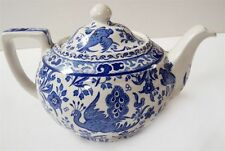 Unboxed Earthenware Burleigh Pottery Tea Pots