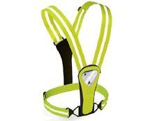 Amphipod Xinglet Pocket Plus Reflective Vest, Running Safety, One Size - Green