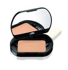 Maquillage longue tenue dorés à poudre compacte pour le teint
