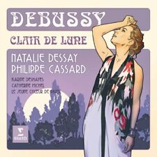 Dessay, Natalie-Debussy: Clair De Lune (UK IMPORT) CD NEW