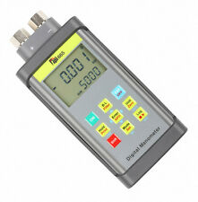 TPI 665 Dual Input Differential Digital Manometer with Data Logging