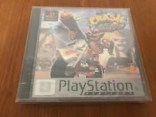 Sony PlayStation PS1 Crash Bandicoot 3 Warped Platinum Brand New & Sealed MINT
