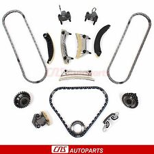 For Buick Cadillac CTS SRX STS Saab Suzuki 2.8L 3.6L 04-06 DOHC Timing Chain Kit