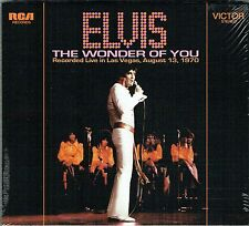 Elvis Presley - THE WONDER OF YOU  - FTD 81 New / Sealed CD
