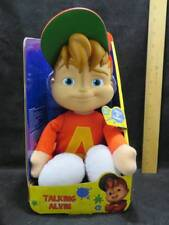 "Alvinnn!! and the Chipmunks ""Talking Alvin"" Fisher Price Age 3+ New in Package"