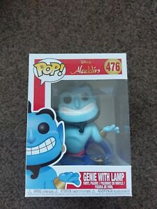 Genie With Lamp Funko POP! BOXED