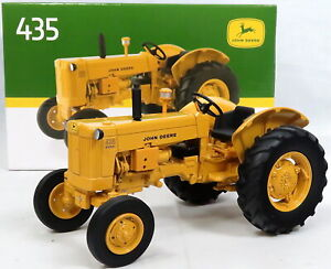TOMY John Deere Two Cylinder Club 435 Tractor Limited Edition 1:16 Yellow w/Box