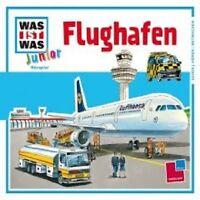 """WAS IST WAS JUNIOR """"FOLGE 07 FLUGHAFEN"""" CD NEU"""