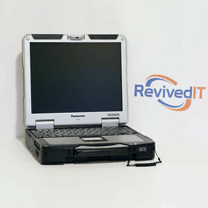 Refurbished Panasonic Toughbook CF-31 MK5 - i5 2.3GHz, 8GB Memory, 240GB SSD