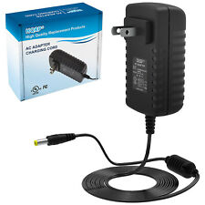 HQRP AC Adapter for Boss GT-100 GT-10 GT-10B Dr. Beat DB-66 DB-88 DB-90 SP-202