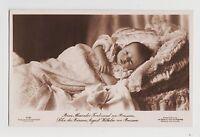RPPC,Royalty,Germany,Prince Alexander Ferdinand,Grandson of Kaiser Wilhelm II