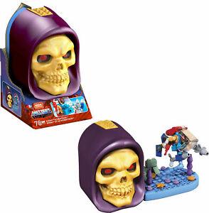 Mega Construx Masters Of The Universe Skeletor Skull - Zodac Scuba Attack Set