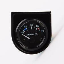 52mm Electric Water Temperature Gauge Sensor Motorcycle Car Number & Pointer