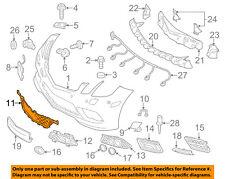 Mercedes MERCEDES-BENZ OEM E350 Front Bumper Grille Grill-Center 2078800085