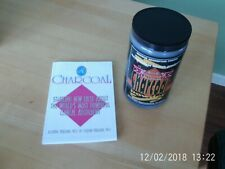 Activated Charcoal Along With Charcoal Book