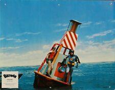 BATMAN THE MOVIE (1966) French Lobby card #5 (9x11.5) ADAM WEST SUPER RARE