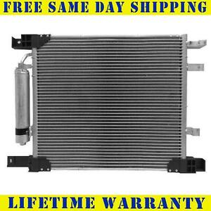AC Condenser For Nissan Versa Versa Note 1.6 3986