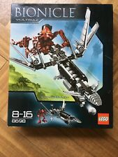 NEW Lego Bionicle VULTRAZ Figure/vehicle 8698 in a Sealed Box