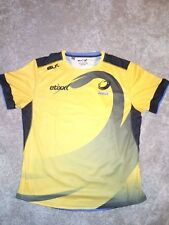 BLK Western Force Rugby Training T Shirt. 3XL.