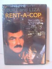 Rent A Cop Brand New Sealed DVD 1987 Burt Reynolds Liza Minnelli Rent-A-Cop