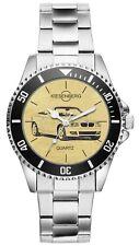 KIESENBERG Uhr - Geschenke für BMW 1er Cabrio E 88 Fan 4634