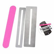 Guitar Fret Repairing Tool Set Fretboard Guard ProtectIve Shim &Fretwire File