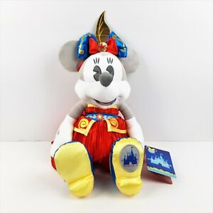 Minnie Mouse Main Attraction Dumbo Flying Elephant Plush Limited Release No. 8