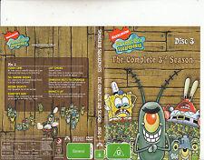 Spongebob Squarepants-2007-The Complete 3rd Season-Animated SS-DVD