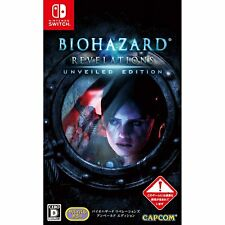 BioHazard Revelations Unveiled Ed NINTENDO SWITCH JAPANESE IMPORT REGION FREE