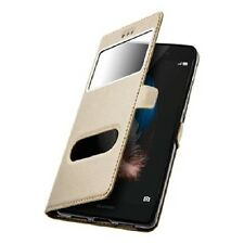 Coque Etui Housse Flip Case Double S View Fenetre Pour Huawei P9