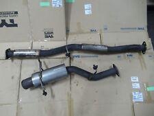 02-07 JDM Subaru WRX STI 5Zigen Exhaust Muffler System Catback 5zigen