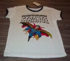 VINTAGE STYLE WOMEN'S TEEN Marvel Comics DR. STRANGE T-shirt SMALL NEW w/ TAG