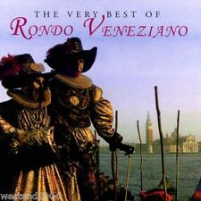 Rondo Veneziano - Very Best Of - CD NEW & SEALED    Venice in Peril