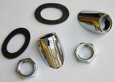 Chrome Wiper Bezel Kit, for Jaguar E-Type, Daimler Dart, Morris Minor, GAC1021