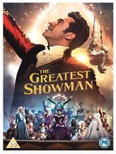 The Greatest Showman DVD UK Region 2 Stock