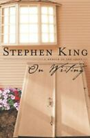 On Writing : A Memoir of the Craft by Stephen King (2000, Hardcover)