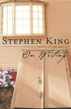 On Writing by Stephen King (2000, Hardcover)
