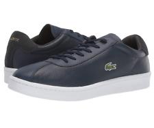 Lacoste Men's Masters Shoe | Navy/Dark Grey | 12 Medium US