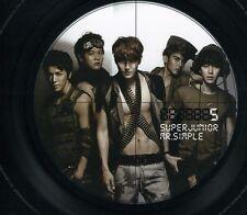 Super Junior - Vol. 5-Mr.Simple (B Version) [New CD] Asia - Import