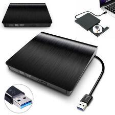 USB 3.0 Lector Externo de DVD Unidad Grabadora de CD Reproductor para Laptop PC