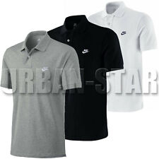 Nike Mens Grand Slam Slim Fit Polo Pique Short Sleeves Polo Shirt Size S M L XL