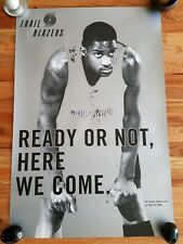 PORTLAND TRAIL BLAZERS: Ready or Not PROMO ONLY 24X36