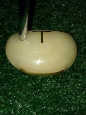 """VINTAGE LEXEL GOLF CERAMIC 35"""" GOLF PUTTER RIGHT HANDED PERFECT CONDITION 9.5/10"""