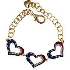 Outline Heart Bracelet