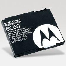 ORIGINAL Motorola Akku BC60 Accu ~ für KRZR K1, MOTO Z10, RAZR V3X, RIZR Z1, Z3