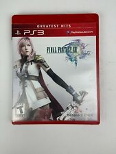 Final Fantasy XIII (Sony PlayStation 3 PS3) - Greatest Hits Manual included